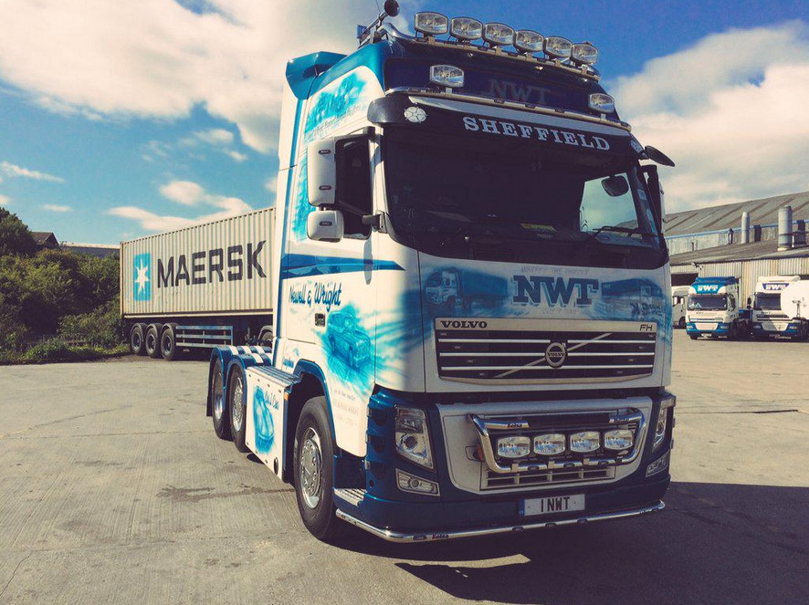 We Present Our Flagship Truck 1 NWT Volvo FH Series