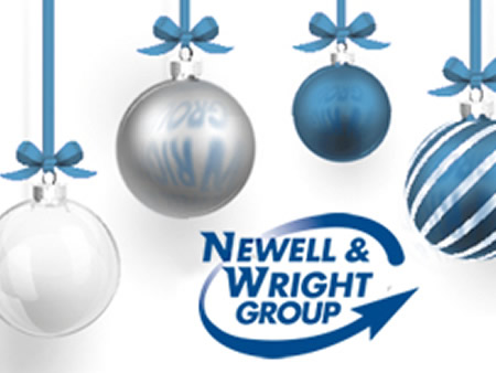 Merry Christmas & Happy New Year From Newell & Wright Group