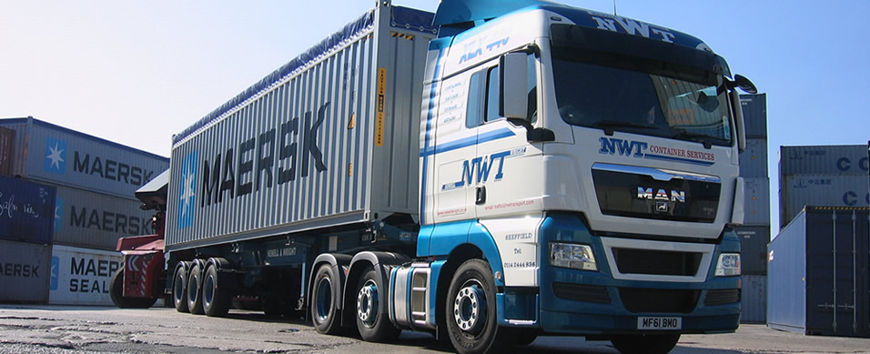 Container Haulage & Haulage Containers