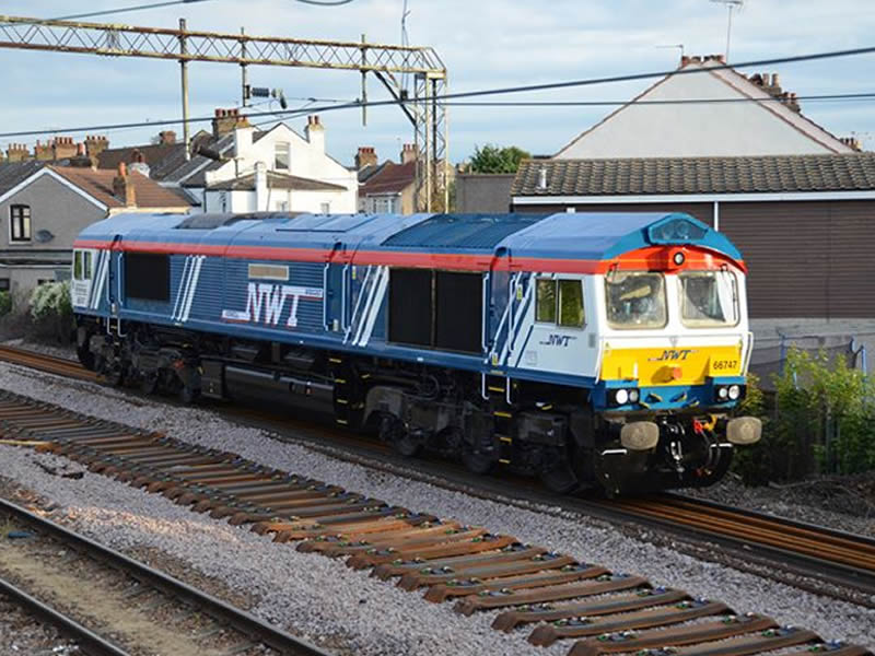 New Locomotive Investment For Newell & Wright Group
