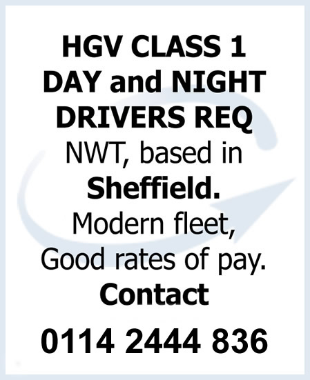 HGV Class 1 Day & Night Driver Vacancies At Newell Wright