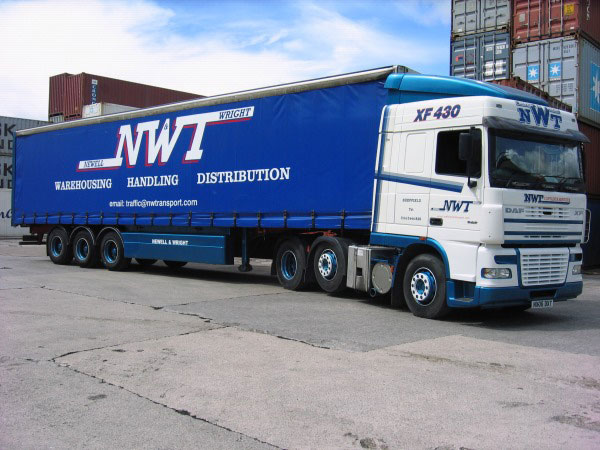 Longer Semi Trailers To Increase In The UK