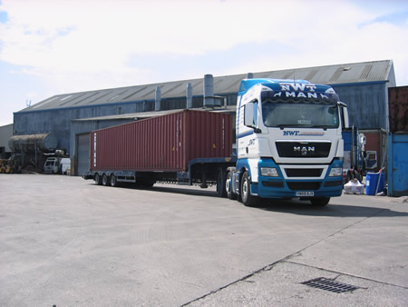 Low Loader Haulage