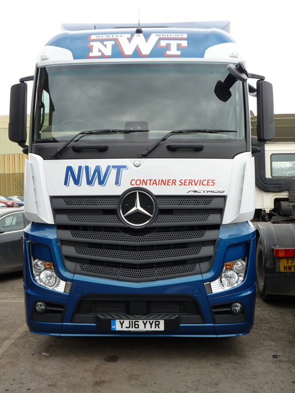 New Mercedes Truck Additions Join The Fleet