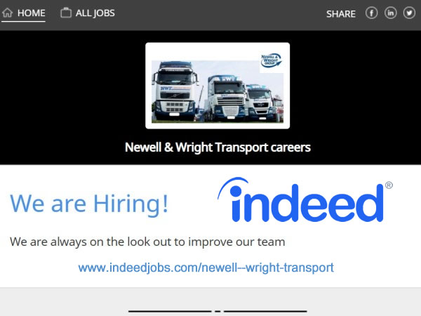 Careers Page Launched At Indeed