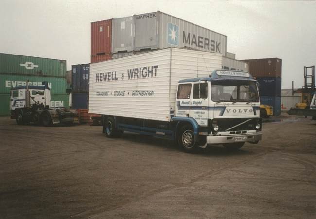 A Look Back in Time To The 1970's & 1980's At Newell & Wright Group