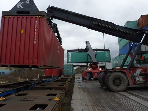 Rail Port Going from Strength To Strength