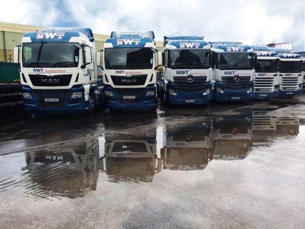 Six New 65 Plate Trucks Added to the Fleet