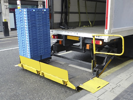 Tall Lift Deliveries & Collections