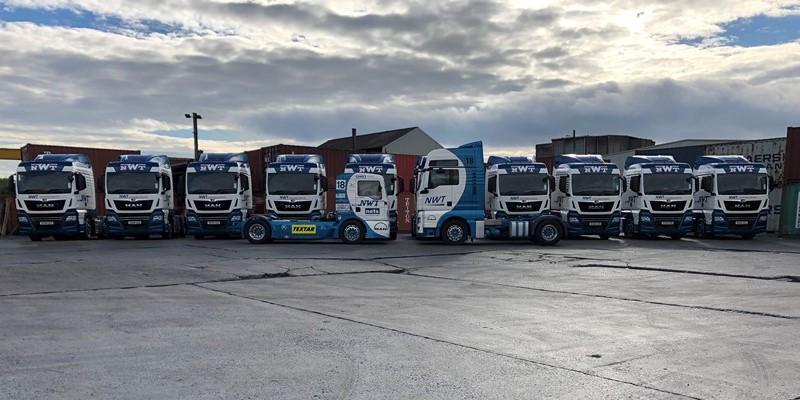 Ten New 68 Registration Plate MAN TGX Truck Investments