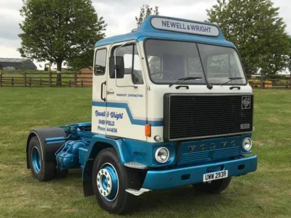 Volvo F88 Truck Restoration Update - The First One Is Done