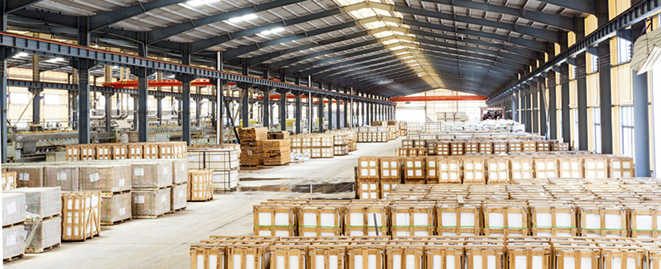 Warehousing, Storage and Distribution Services Increased